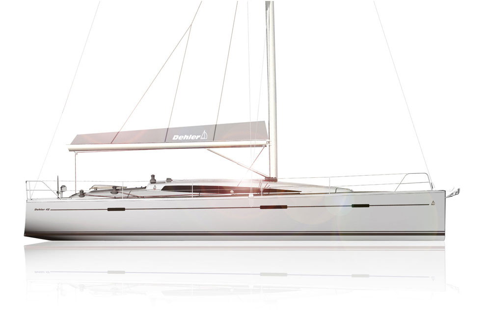 Dehler 42: First Look Video