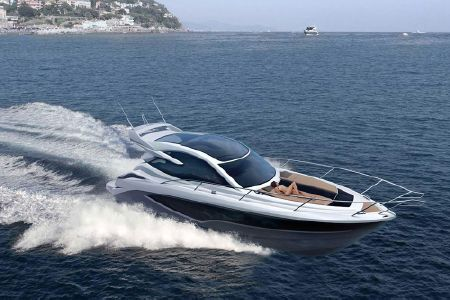 Galeon 365 HTS: First Look Video