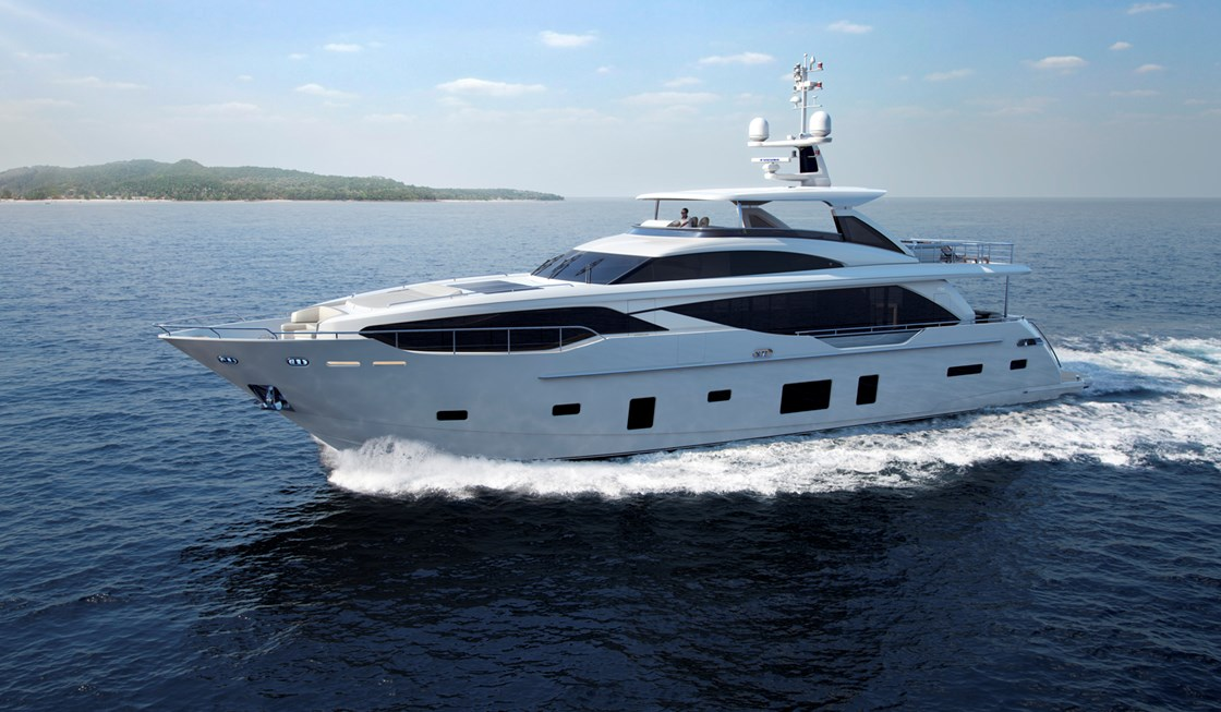 Princess Yachts 30M: First Look Video
