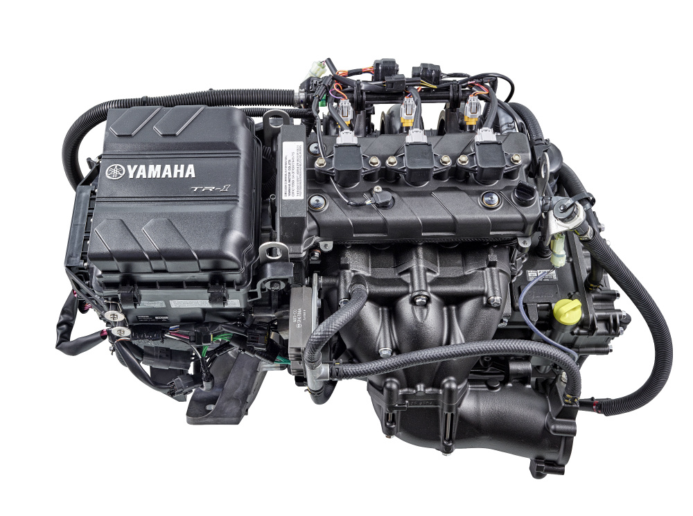 Yamaha's TR1 High-Output Engine