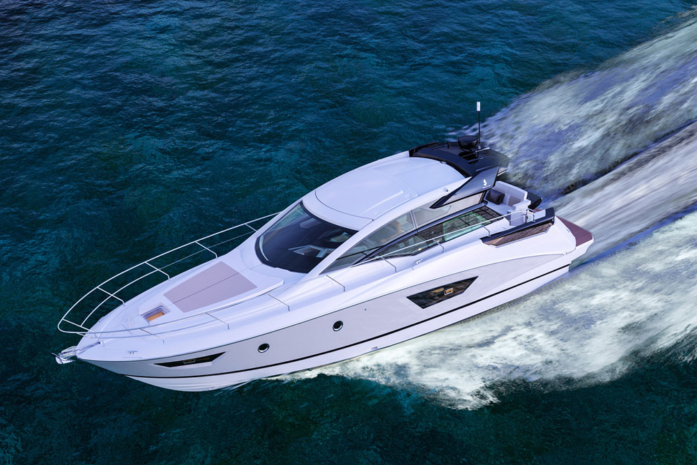 Beneteau Gran Turismo 46: First Look Video