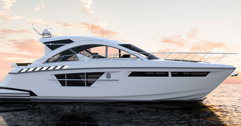 Cruisers Yachts 54 Cantius: Completing the Dream
