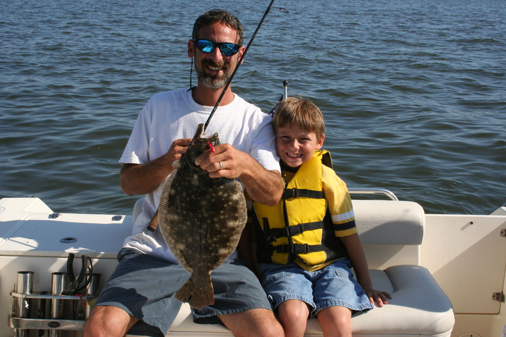 How to Fish: 3 Tips for Flounder Fishing