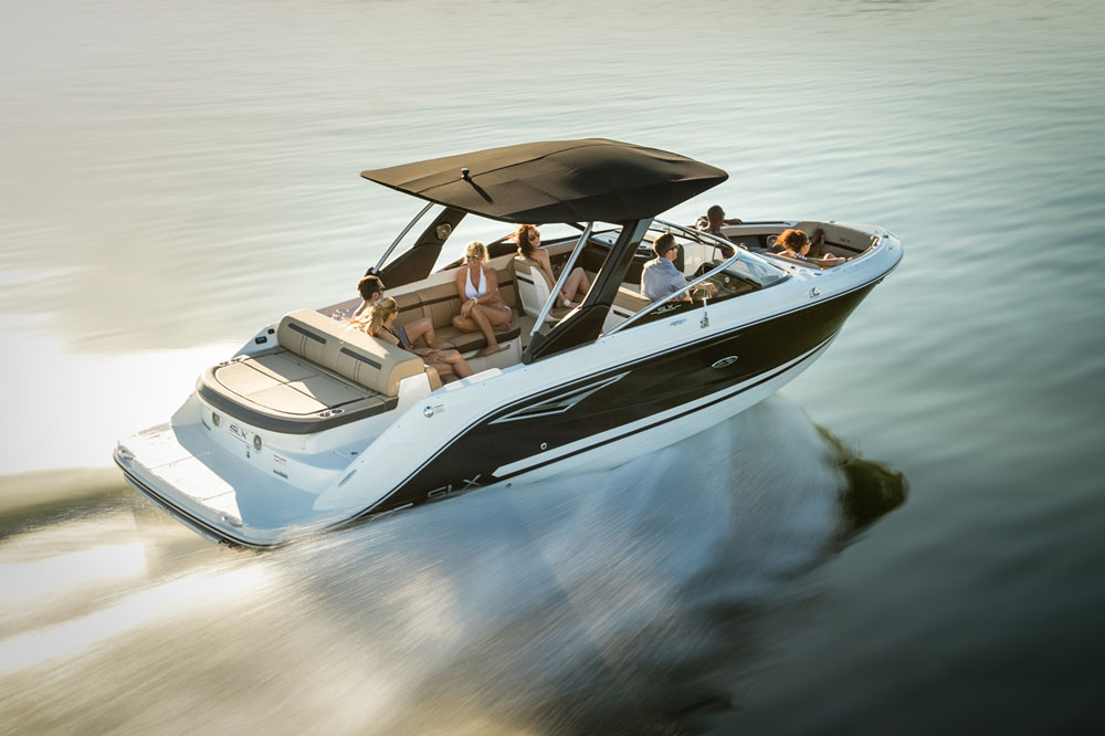 Sea Ray 280 SLX: Lighting the Way