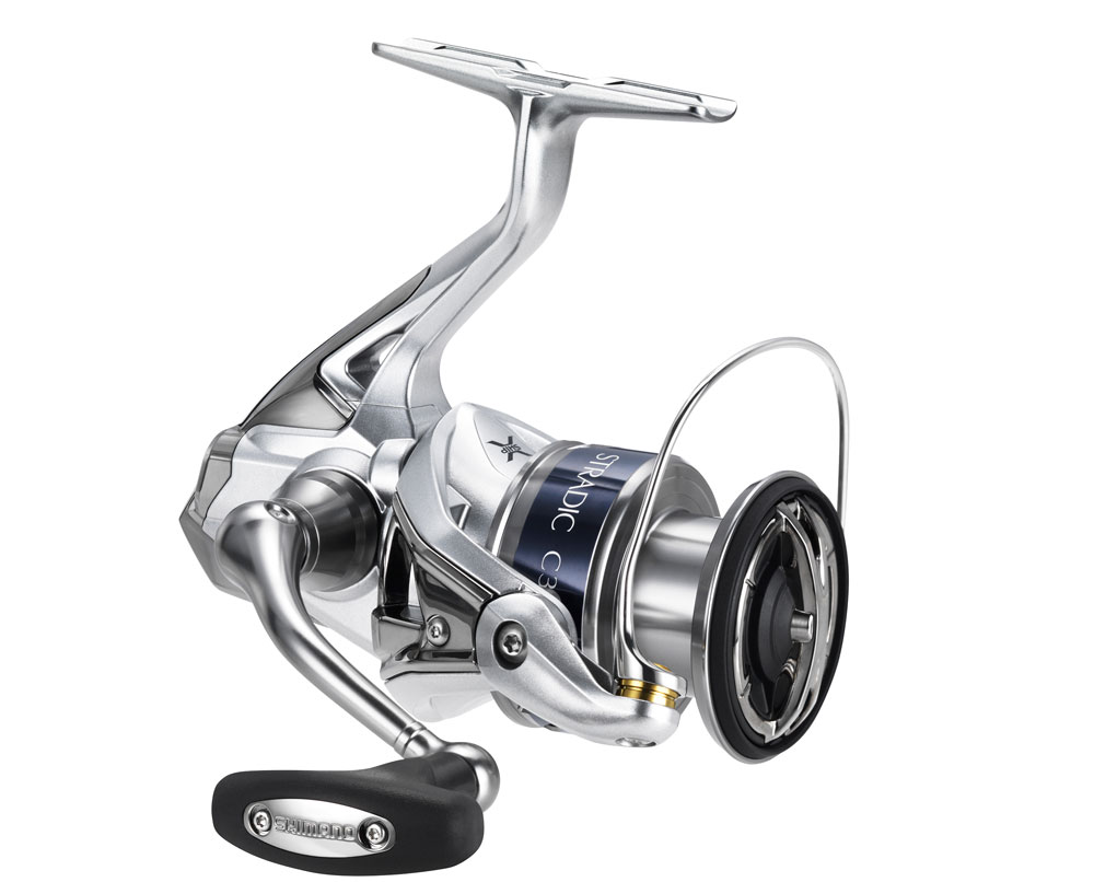 Fishermen, rejoice: the new Shimano Stradic is one winner of a spinner.