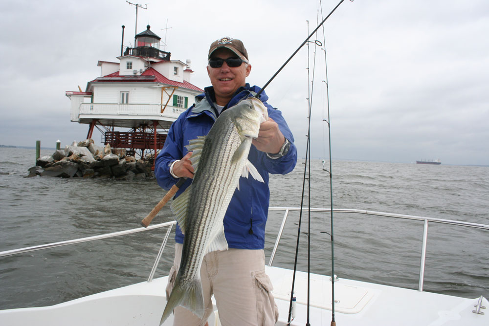 How to Fish: Three Striped Bass Fishing Tips
