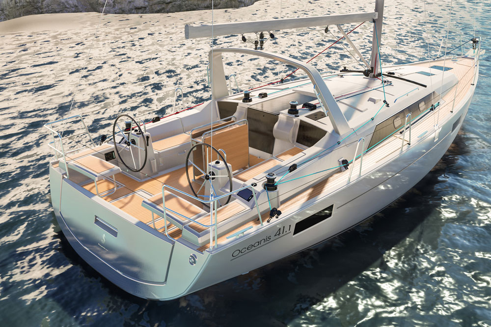 Beneteau Oceanis 41.1: Sailing Towards Perfection
