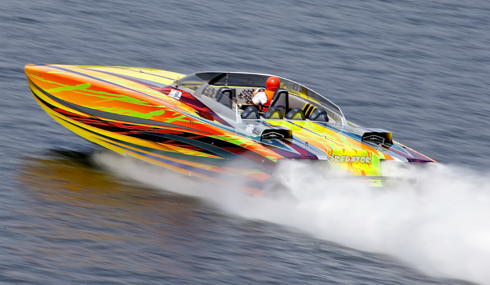 Three Big Go-Fast Boat Events for 2016