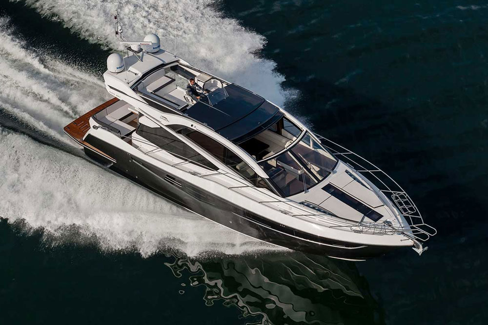 Galeon 560 Skydeck: Coming to America
