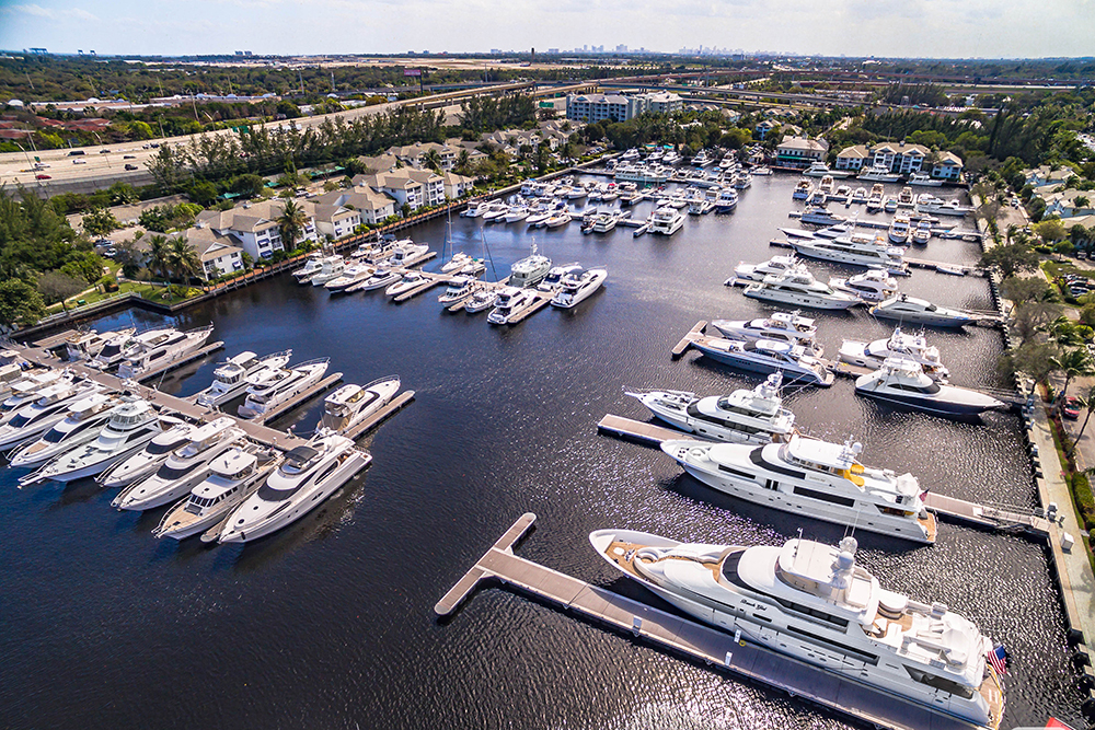 This four-star marina in the heart of South Florida is an easy place for any boat owner to call home. Photo courtesy Florida Yacht Management. Read more: http://www.yachtworld.com/boat-content/2016/05/demand-yacht-management-yacht-care-autopilot/#ixzz48pdg12ng