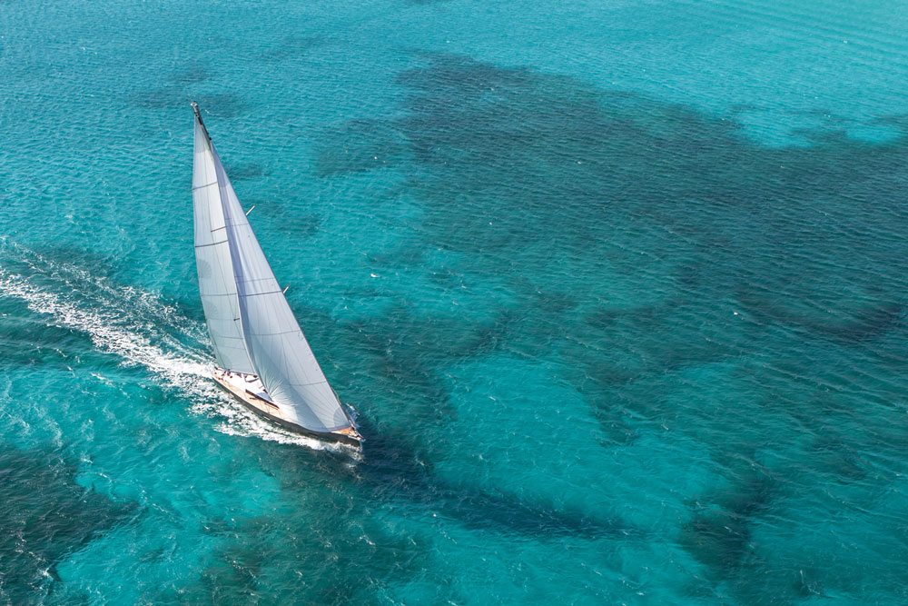 Ready for a long distance cruise to exotic waters? Boats like this Beneteau 55 Oceanis are up to the task, but you'll make life even easier if you consider making these 10 upgrades before casting off the lines.
