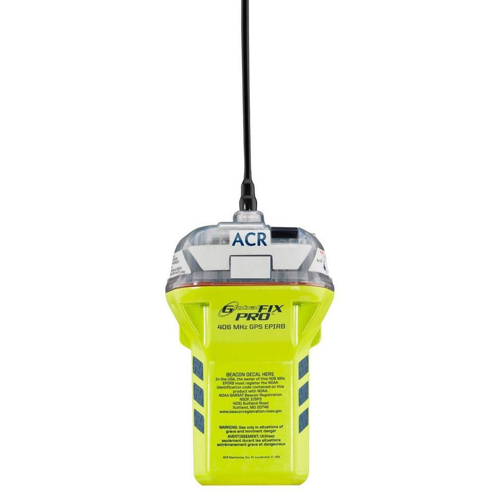 An EPIRB is one of your very best remote signaling devices in case of emergency.