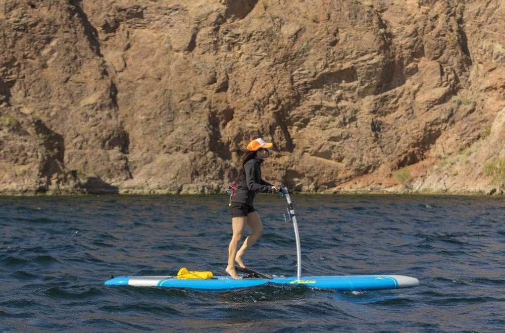 59b856a959 Hobie Mirage Eclipse SUP: Stairway to Heaven - boats.com