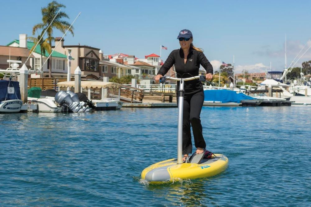 Hobie Mirage Eclipse SUP: Stairway to Heaven