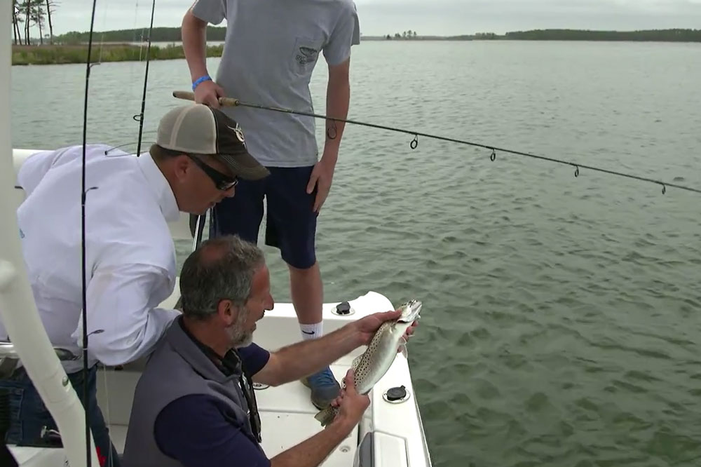 How to Fish: Three Speckled Trout Fishing Tips
