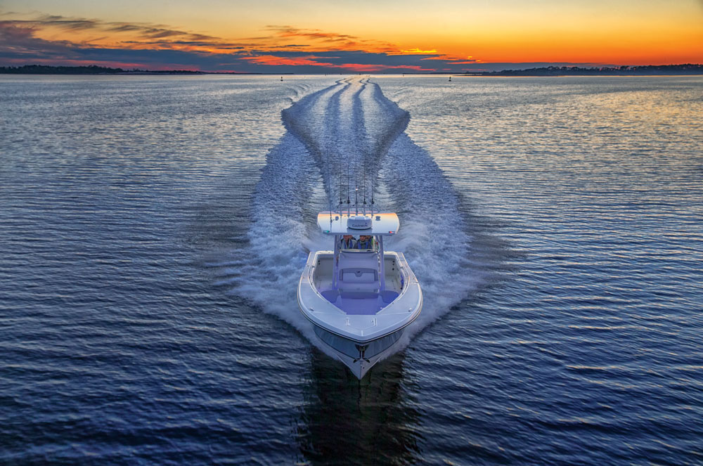 Is that a center console, or is it an express cruiser? Read on, to find out.