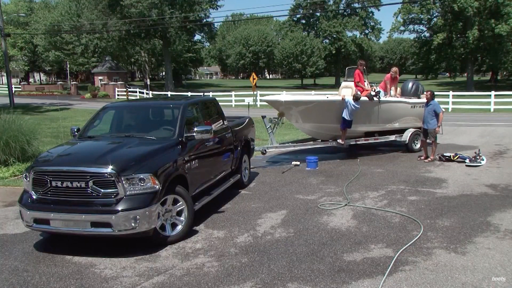 Family Road Trip Basics Powered by Ram Trucks: Pt 1