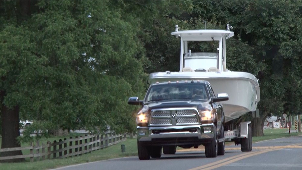 Boat Hauling Basics Powered by Ram Trucks: Pt 1