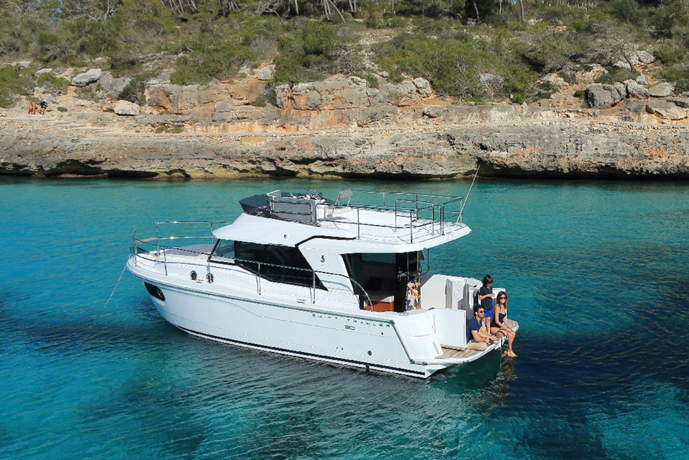 Five Affordable Trawlers Under 40 Feet - boats com