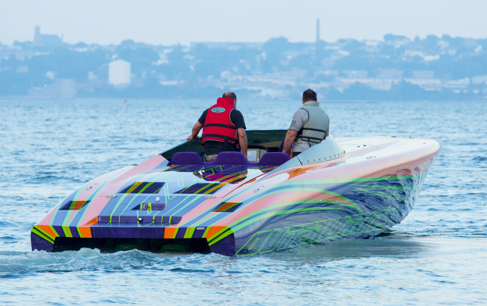 Outerlimits Delivers Two Stunners - boats com