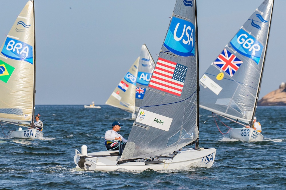 2016 Olympic Sailing Games Deliver USA Bronze and Future Promise