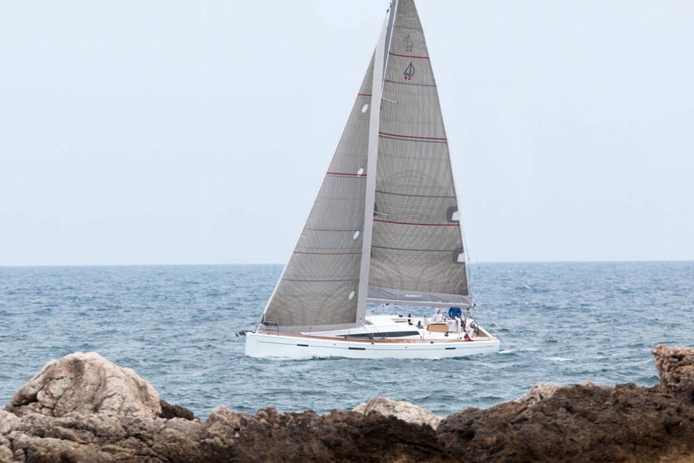 Dehler 42: Innovative Performance Cruiser