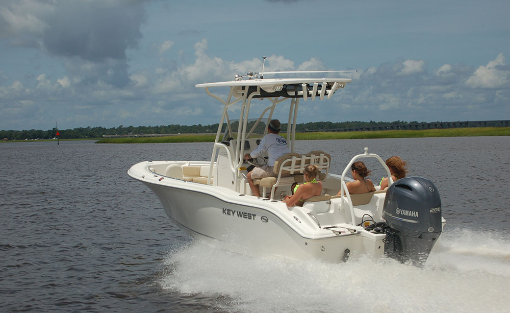 We got lucky with the Key West 219, and managed to spend many hours on numerous fishing trips aboard one before bringing you this review.
