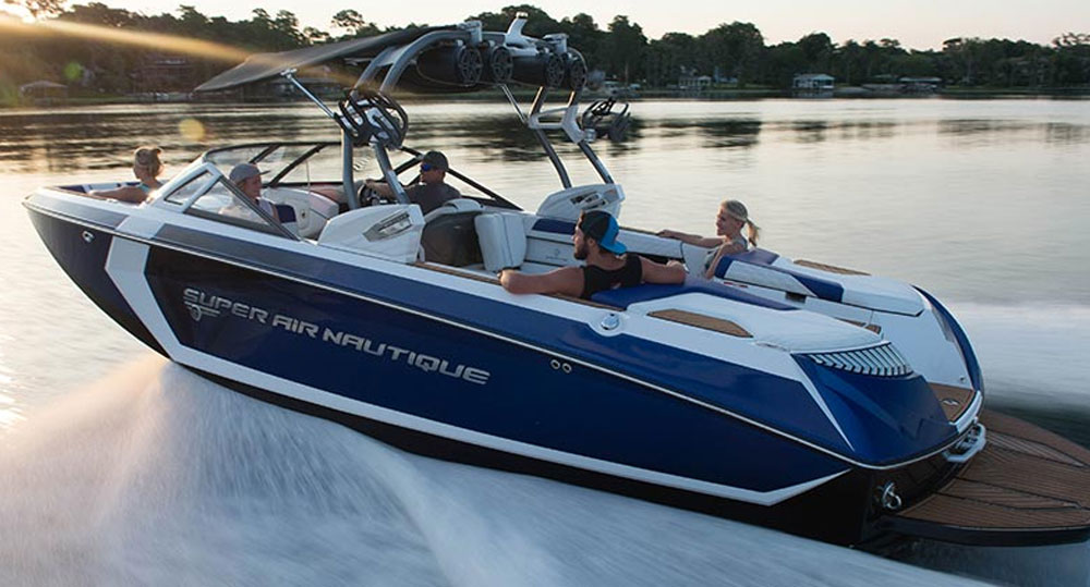 What's New At Nautique Boats: Features Galore