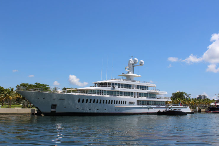 Top 5 Yachts From Silicon Valley Boats Com
