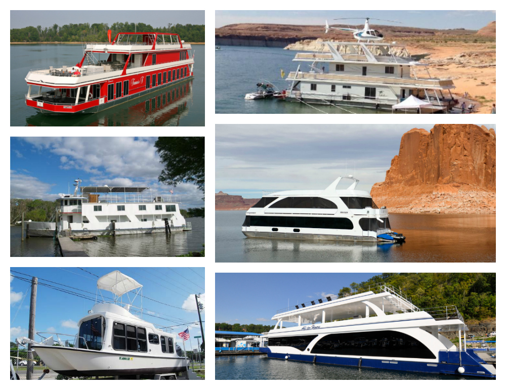 Boat Living : Living on a Houseboat - boats.com