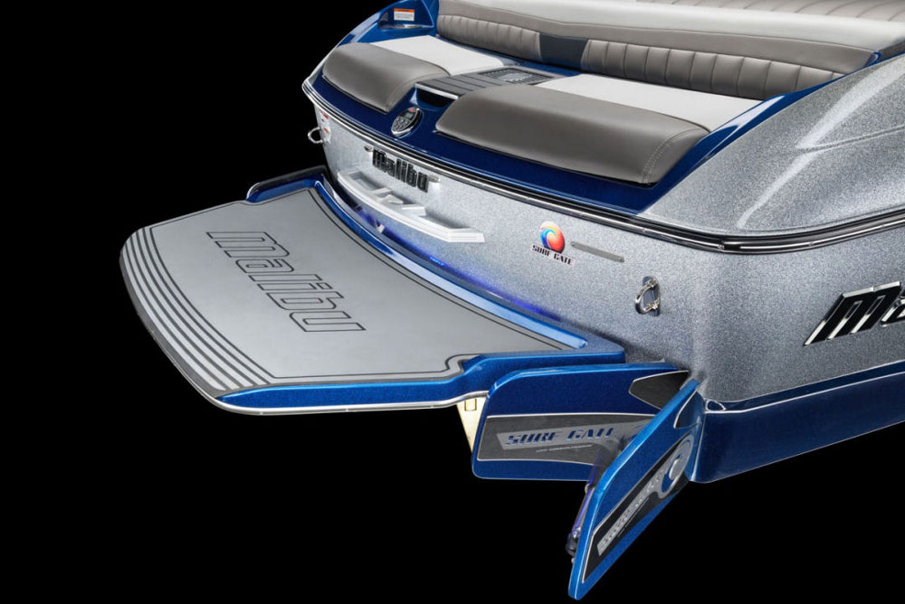 Chaparral To License Malibu Boats Surf Gate Technology