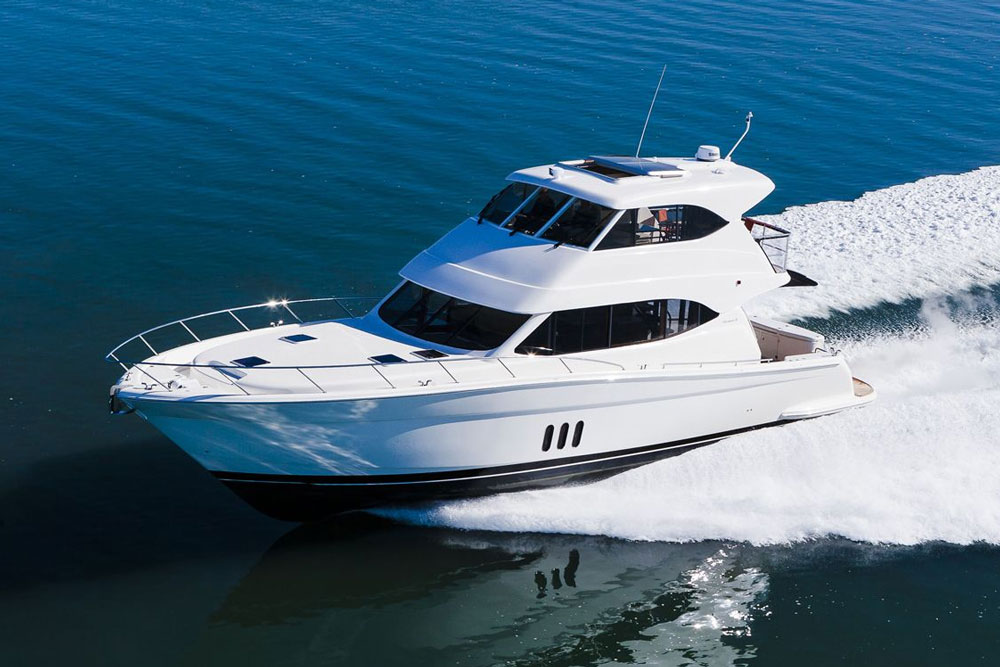 Built in Australia, the Maritimo M64 is a convertible that's bound to make some converts.