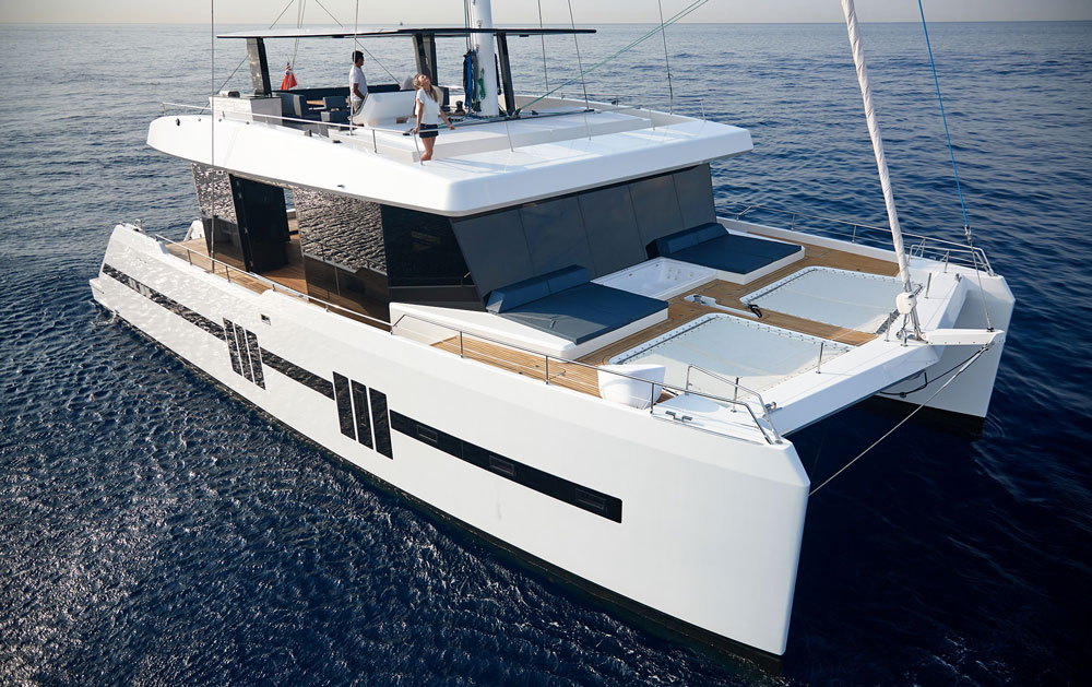 Sunreef 68 Supreme: Space and Luxury