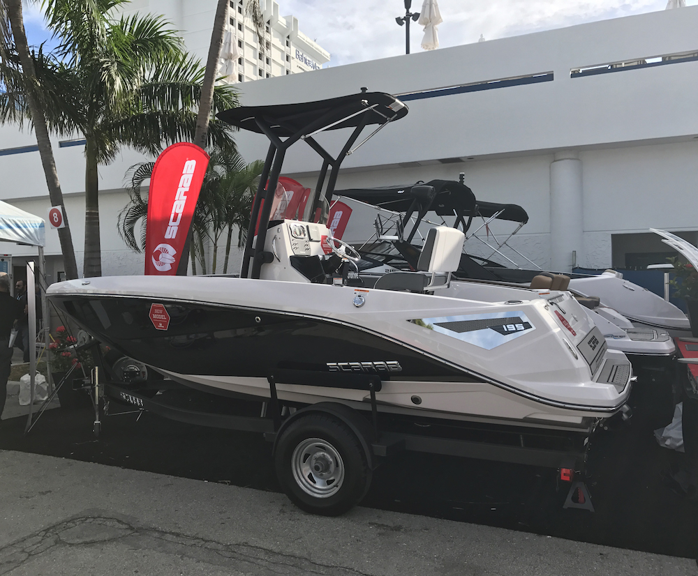 five great new boats from the fort lauderdale