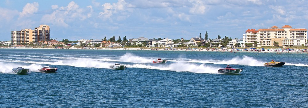 The Superboat-class is Super Boat International's most popular category. All photos by Pete Boden/Shoot 2 Thrill Pix