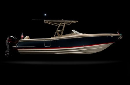 Chris-Craft Calypso 30: First Look Video