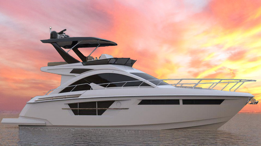 Cruisers Yachts 54 Cantius Fly: Breath of Fresh Air