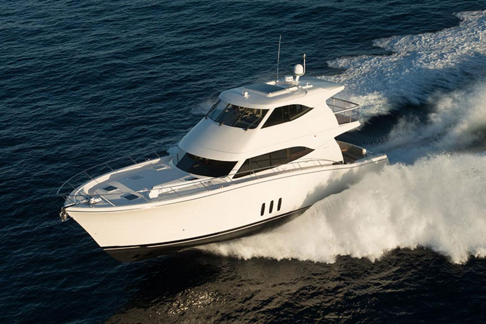 Maritimo M64: First Look Video