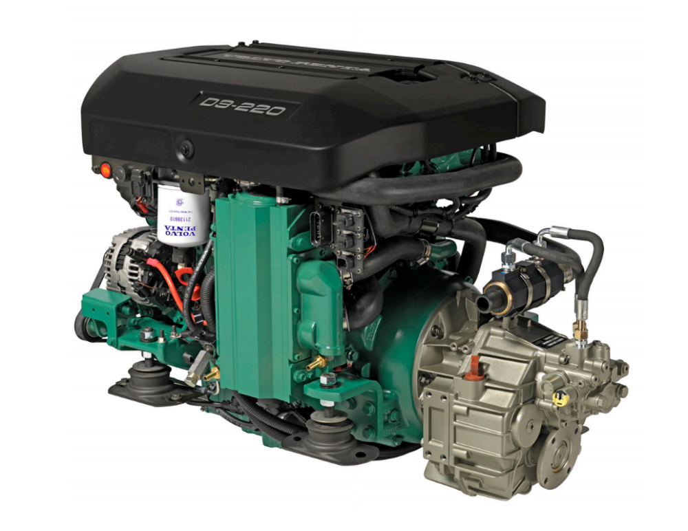 Choosing the Right Marine Diesel - boats com