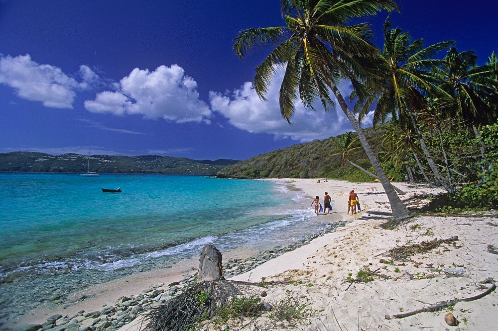 Postcards Next Year: U.S. Virgin Islands