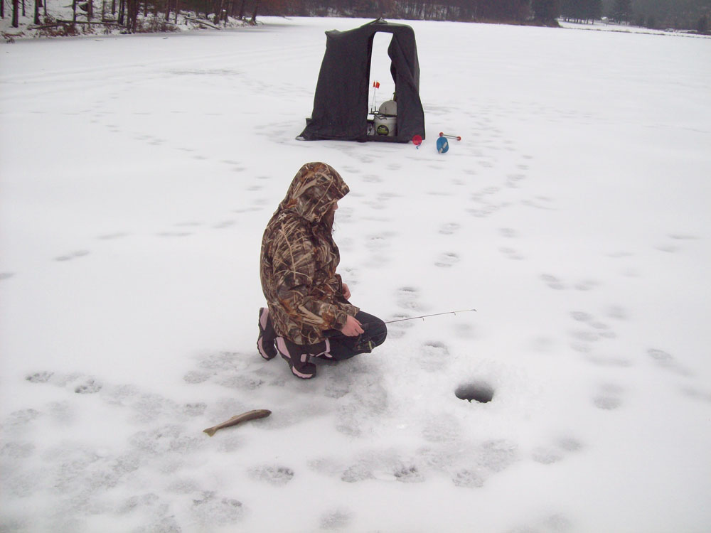 Every angler should try ice fishing at least once in their lives, and when it comes to ice fishing, Minnesota tops the list.