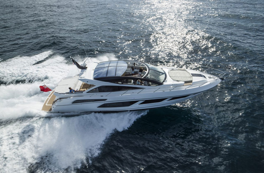 Sunseeker Predator 68 MKII: First Look Video