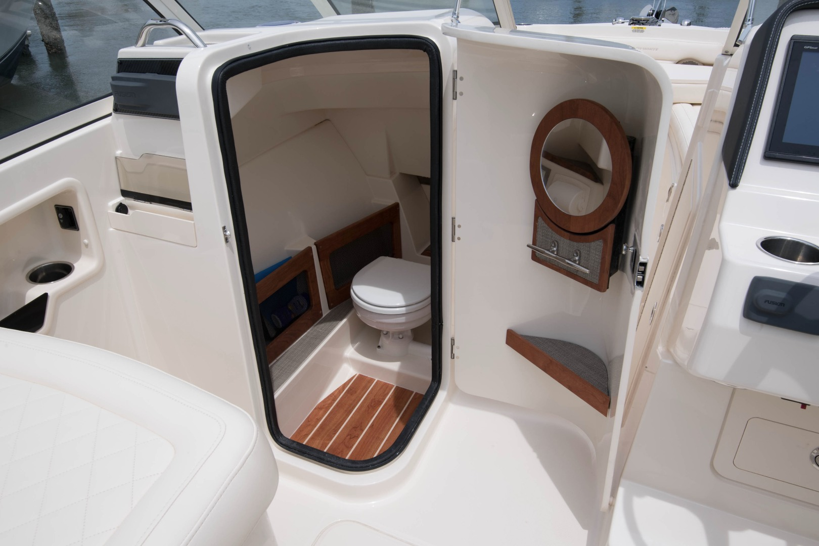 Boating Tips: What to Look For in a Console Head Compartment