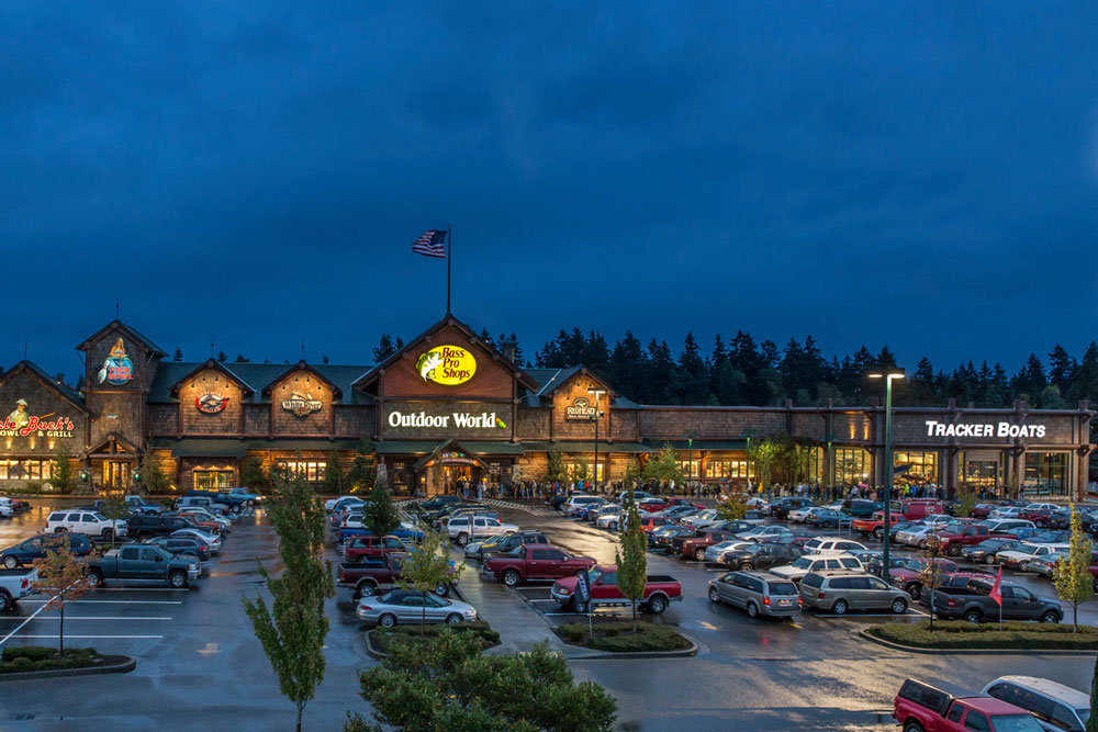 You think Bass Pro Shops was a popular place to shop this year. Maybe… just maybe.