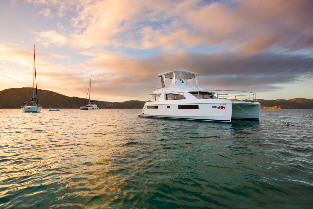 Leopard 43 pc/Moorings 433 Power Catamaran Review