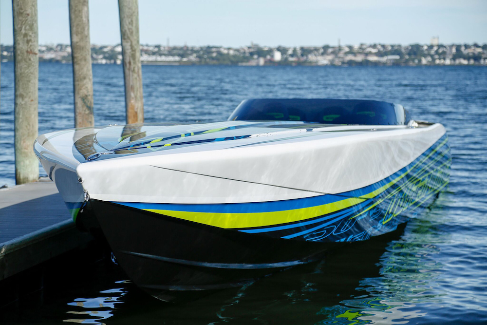 Hot Boats From Cigarette, DCB, MTI, Mystic: Faster and Faster