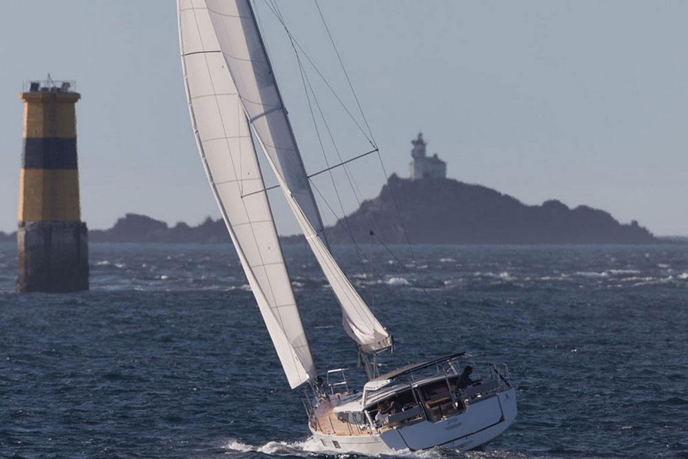 Beneteau Sense 57: First Look Video