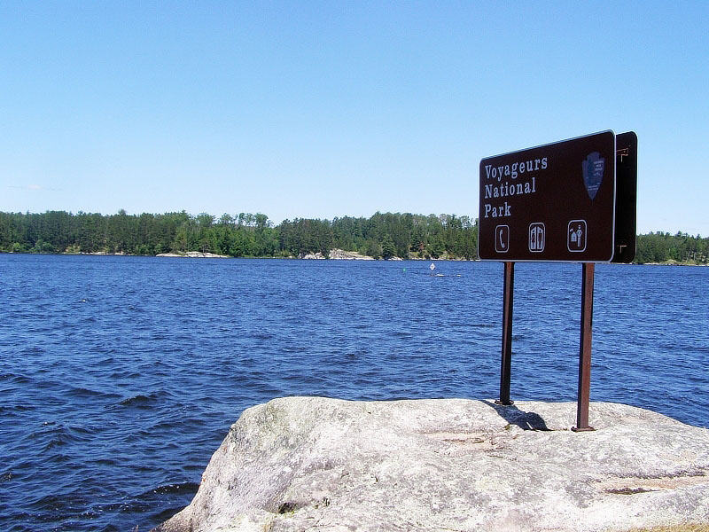 Most of the local economy is set around cabin rentals, resorts, and camping, but the real reason most folks come to Lake Kabetogama is the fishing.