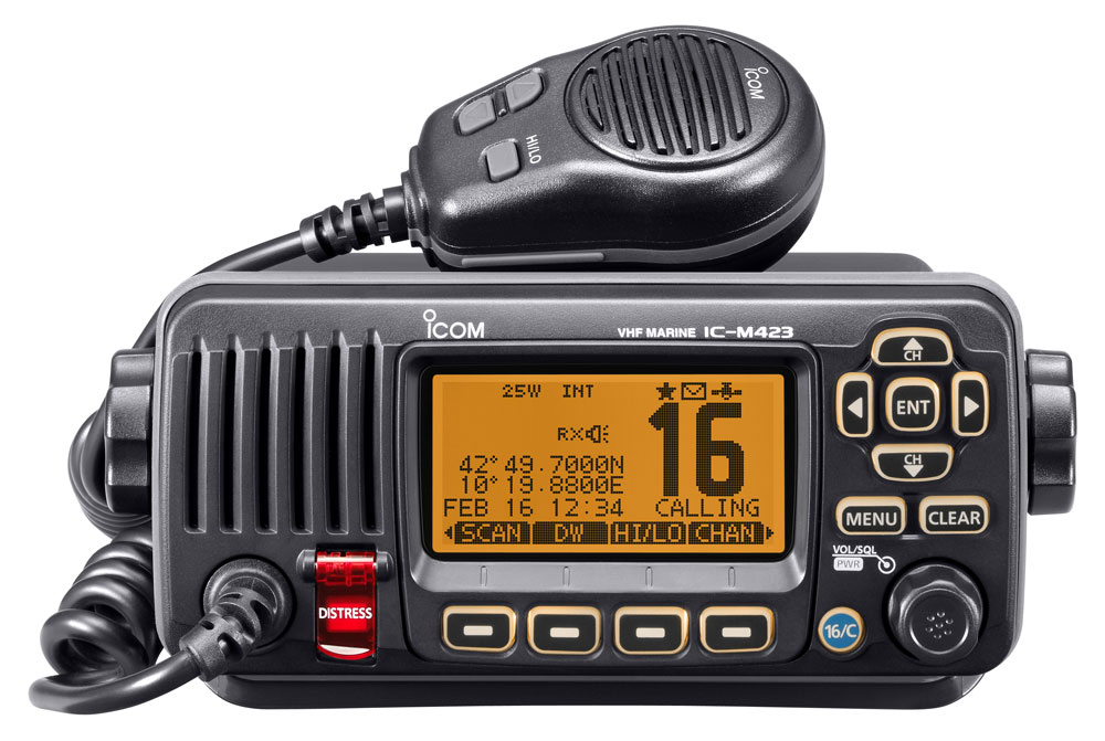 Boating Tips: Make Your VHF Radio DSC Active