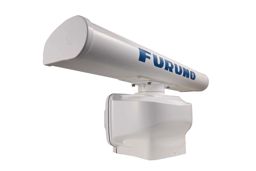 The Furuno X-Class radar has several enhancements over previous models.